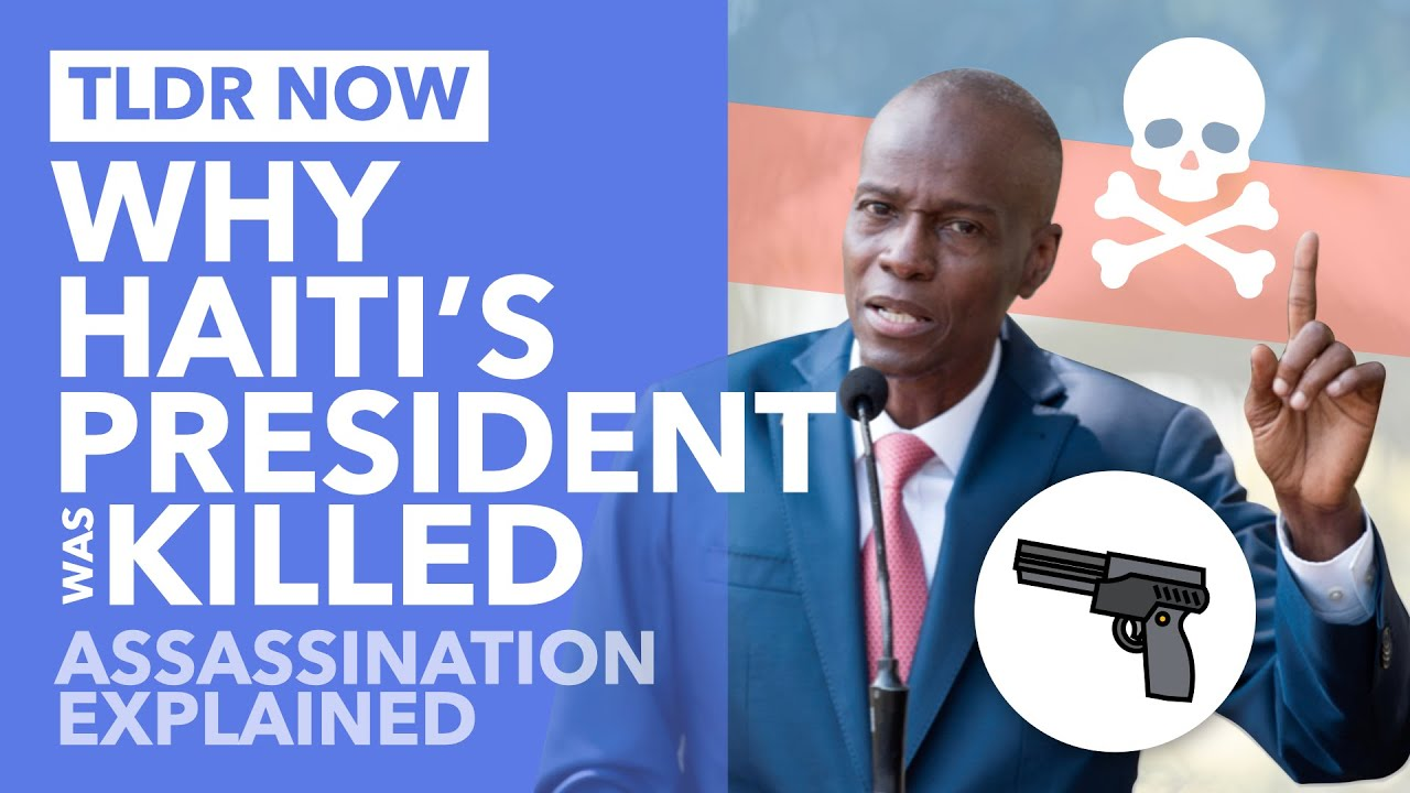 The Assassination of Haiti's President: What We Still Don't Know - TLDR Now