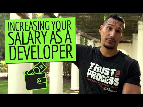 How To Increase Your Salary As A Software Developer?