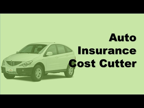 Auto Insurance   Reduce Costs But Maintain Protection