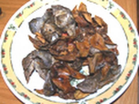 My delicious smelly dried Cattlefish or Squid (Bulad Pusit)  and dried Fish (Bulad Danggit)