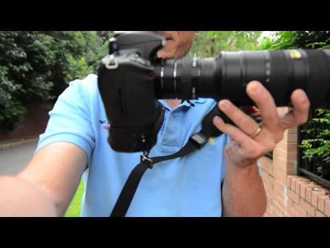 How to use extension tubes