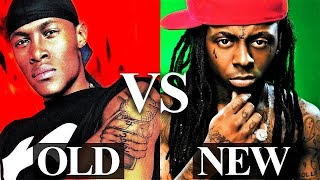 Old School Vs. New School Rap 5 [Music Comparison]