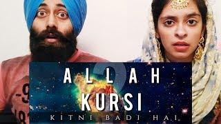 Sikh Couple on Allah ki Kursi | THE THRONE OF ALLAH | PunjabiReel TV