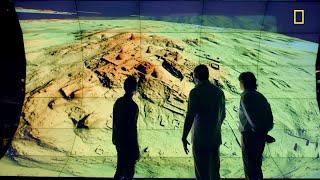 National Geographics nye dokumentar «Lost Treasures of the Maya Snake Kings»