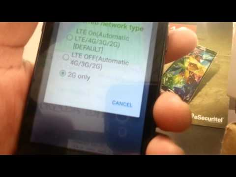 Globe Prepaid LTE APN Settings for Internet ( Philippines )