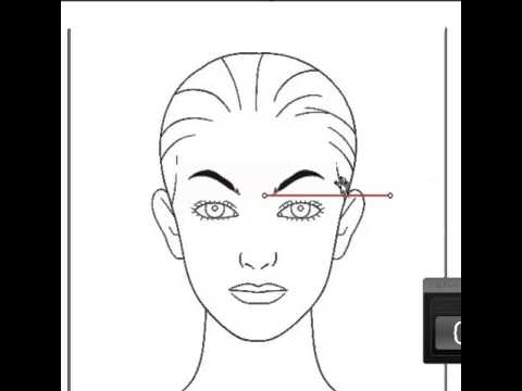 Basic Eyebrow Arching Cosmetology 10