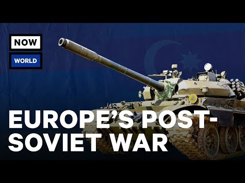 Nagorno-Karabakh: Europe's Post-Soviet 'Frozen War' | NowThis World