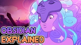 Obsidian Temple Fusion Explained! Mystery of The Most Powerful Crystal Gem - Steven Universe Theory