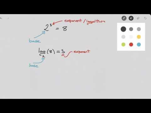 Defining Logarithms