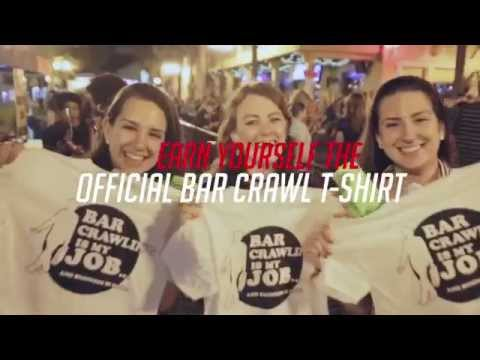 Bar Crawl Nation: Fort Lauderdale - Friday, Oct 16
