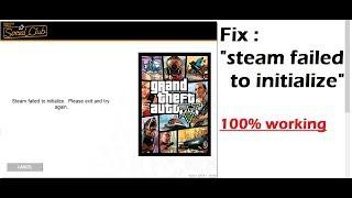 Gta 5 error 15: the game was not lauched via steam solved (with