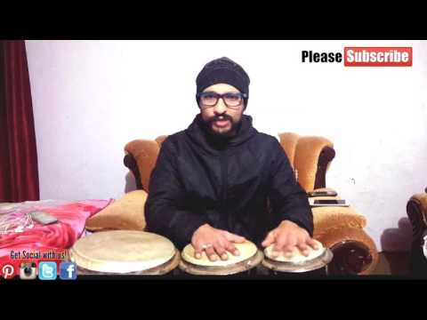 Learn To Play Conga Drums |SALSA|How To Play Bongo |Djembe