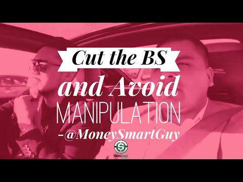 Cut the BS & Avoid Manipulation (ft. Cesar Garcia-Granados) #MoneySmartGuy LIVE