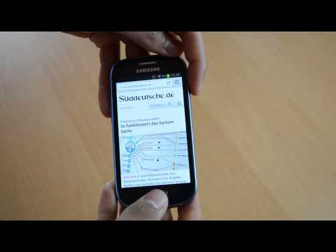 Samsung Galaxy S3 Mini Screenshot Machen Deutsch