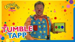 Play-a-long Tumble Tapp Game for Children with Mr Tumble   CBeebies 35+ Minutes