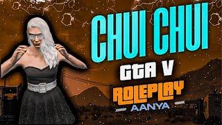 Aanya Live Stream | Grand Theft Auto V SVRP  | Chui Chui Chui #WS