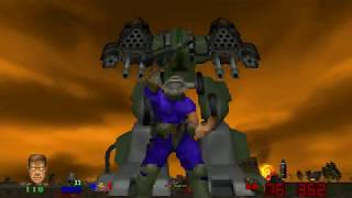 Brutal DOOM v21 Extermination Day Latest Build (bd21rc2b): Level 29