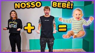 COMO SERIAM OS FILHOS DE TODOS DA CASA!! ( NOSSOS BEBÊS ) [ REZENDE EVIL ]