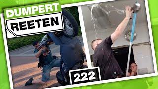 Wheelies, workout-fails en vetrolmeters in DUMPERTREETEN (222)!