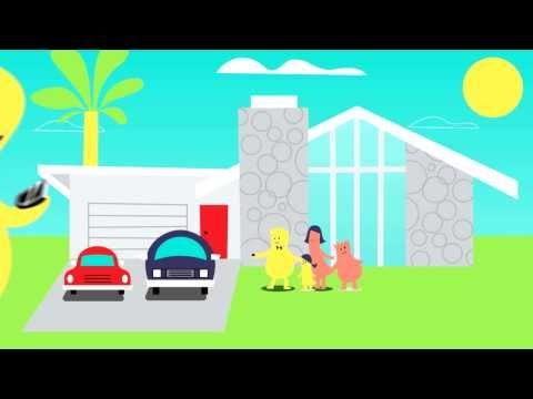 Backwoods animation - TDS Short -term disability insurance ad