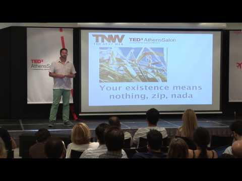 How your startup can get press coverage - Robin Wauters at TEDxAthenSalon 2013