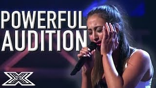 POWERFUL Audition gets a STANDING OVATION | X Factor Global