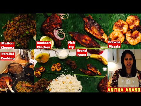 South Indian Non-Veg Virundhu (Feast) Version 2 - Tamil Commentary - 1080p Full HD