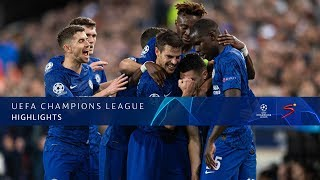 UEFA Champions League | Valencia CF v Chelsea | Highlights