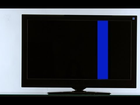 TV Repair Tutorial - Vertical Lines on TV - How to Replace CMO 35-D003848 T-Con Board
