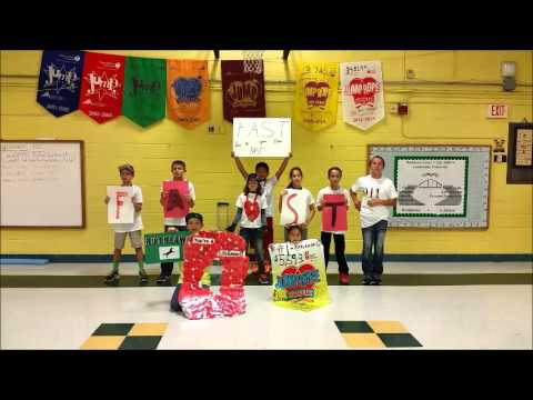 World Stroke Day - Ruthlawn Elementary F.A.S.T. Song