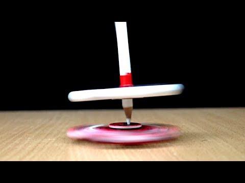 Fidget spinners supercool Trick! Top Fidget Spinners idea!