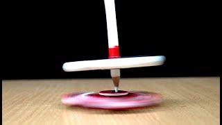 Cool Fidget Spinner Tricks!