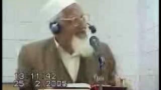 Maulana Ishaq About Pir Mehar Ali Shah (ra)