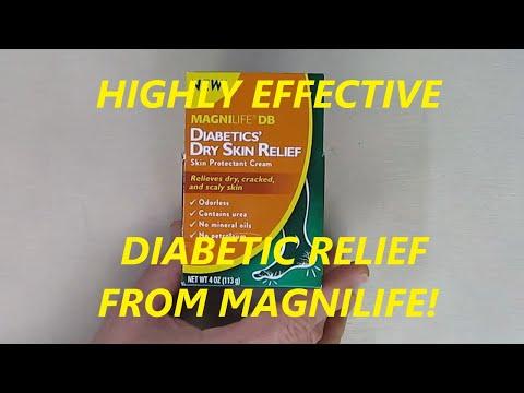 MagniLife Diabetics' Dry Skin and Protecting Relief Cream