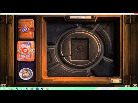 Heathstone Case Opening is how to win hearthstone, Epic and Rare skins