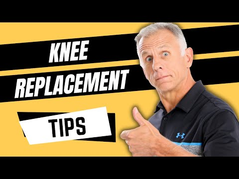 After Knee Replacement: Great treatment tips!