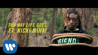 Lil Uzi Vert - The Way Life Goes Remix (Feat. Nicki Minaj) [Official Music Video]