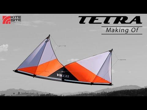 Making Of: TETRA, a quadline da KITE SITE