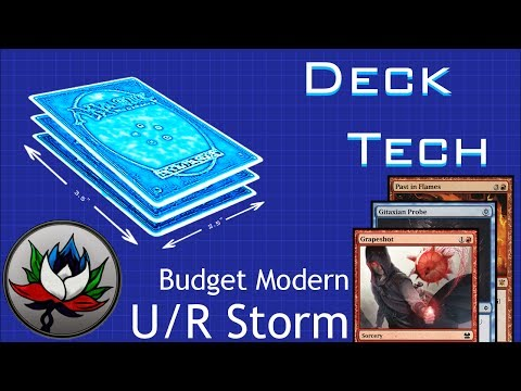 Deck Tech: U/R Storm