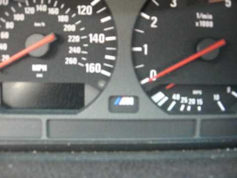 BMW E36 3 Series Useful Tricks, M3