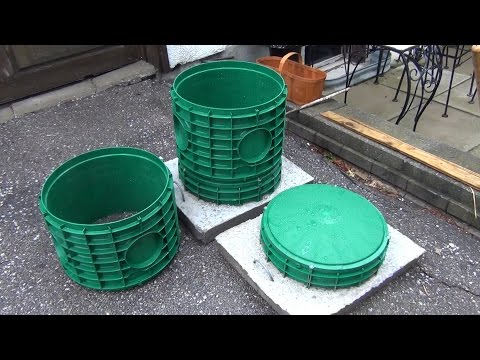 Septic Risers Installation
