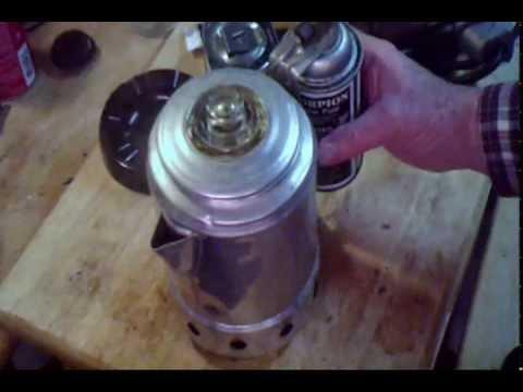 Camp Coffee Percolator