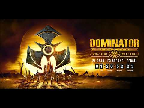 Dominator Festival 2018 – Wrath of Warlords | DJ contest mix by R3T3P