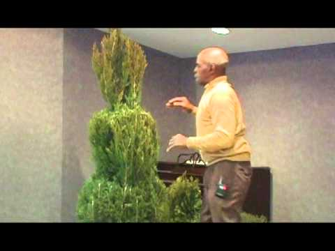 Pearl Fryar Topiary Demonstration