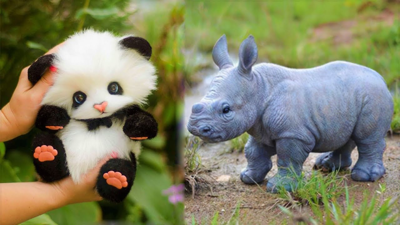 15 Unbelievably Cute Baby Animals You'll Want To Pet Right Away!