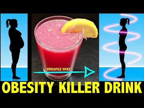 Flat Belly Drink   Fat Cutter Drink For Extreme Weight Loss