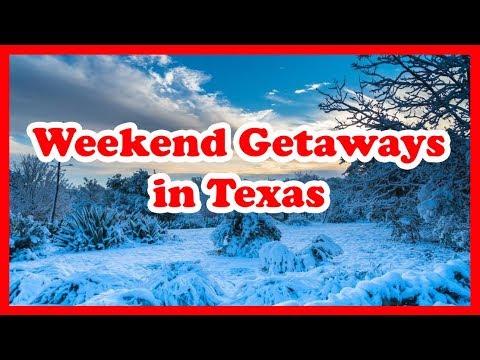 5 Best Weekend Getaways in Texas   US State Holidays Guide