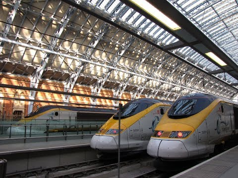 Eurostar - Lille Europe to Brussels Midi
