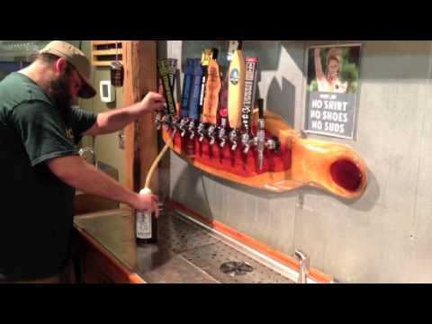 How To Fill a Growler