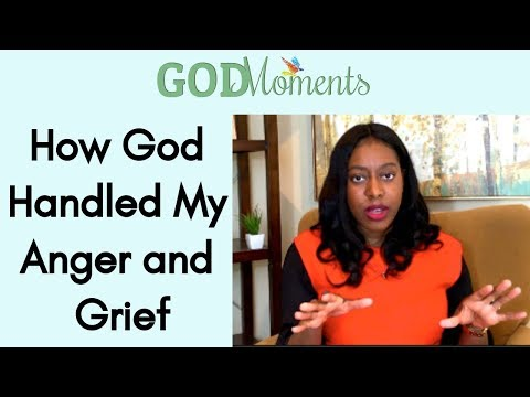 I Was Angry With God After My Grandmother Died